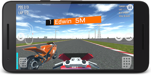 Motorcycle race 1.0 APK Android