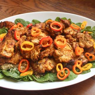 Ginger Turmeric Chicken.