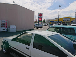 スプリンタートレノ AE86 昭和59年式GT-APEXのカスタム事例画像 おしーんさんの2020年09月19日13:59の投稿