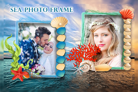 Sea Photo Frames - Dual - náhled