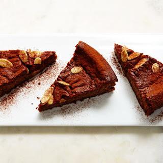 Ricotta Cake With Dark Chocolate