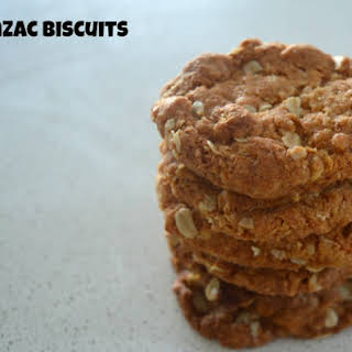 Whether You Like Them Crunchy or Chewy This Is The BEST Anzac Biscuit Recipe!.