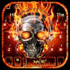 Terror Skull Keyboard Theme icon