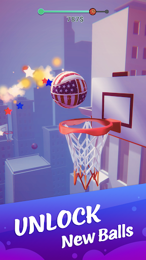 Screenshot for Color Dunk 3D in United States Play Store