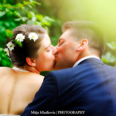 Wedding photographer Mitja Mladkovic (mladkovic). Photo of 02.09.2015