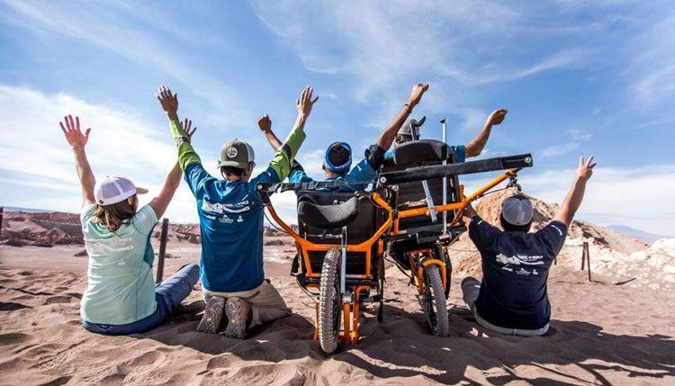 Travelling with a Physical Disability