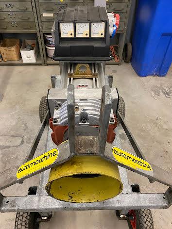 Traktorelverk 30 kva  -99