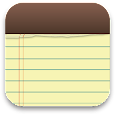 Notes Lite icon