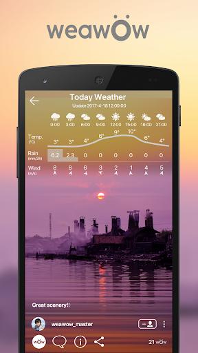 weawow - Bearutiful Weather for PC