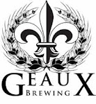 Logo for Geaux Brewing