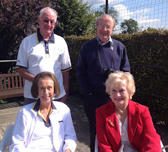 Photo: Another snap from Rosie. Frank & June Lay with Carole & Roger Davies. (who?)