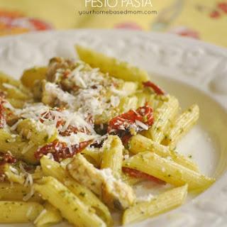 Tuscan Roasted Tomato Pesto Pasta