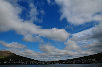 Photo: Faroe Islands view on Sorvagur, Vagar