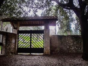 Photo: Entrance to the Castle of Saturnia (Frazione di Manciano). More at  http://blog.kait.us/2013/03/terme-di-saturnia.html