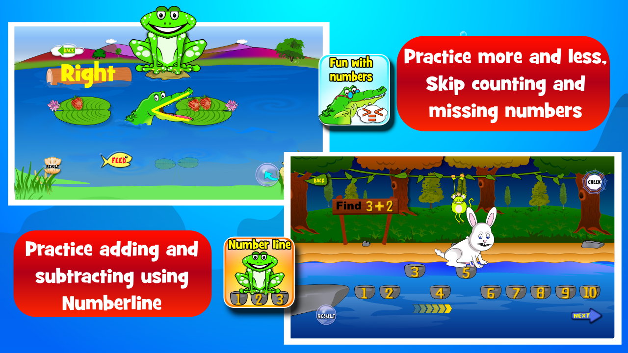 Kids Math Practice Grade 1,2 - Android Apps on Google Play
