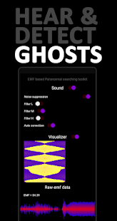 Download EMF Ghost Detector: Communicator and finder For PC Windows and Mac apk screenshot 4