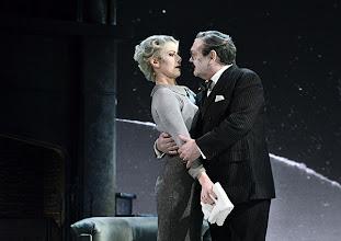 Photo: Wien/ Theater in der Josefstadt: DIE MAUSEFALLE von Agatha Christie, Inszenierung Folke Braband, Premiere 19.12.2013. Aleksandra Krismer, Siegfried Walther. Foto: Barbara Zeininger