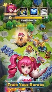 Castle Clash: Brave Squads 8