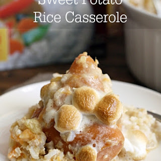 Potato Rice Casserole Recipes.