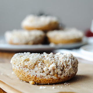 Maple Crumb Donuts | Welcome Home Jodi