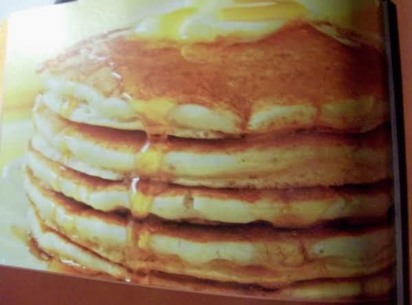 Apple Pancakes On Christmas Morning
