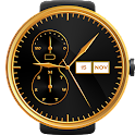 Gold Watch Face icon