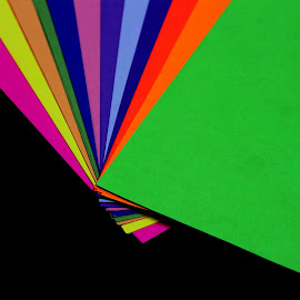 by Vivek Anandhan - Abstract Patterns ( abstract, patterns, green, pink, diagonal,  )