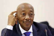 Suspended South African Revenue Services commissioner Tom Moyane.