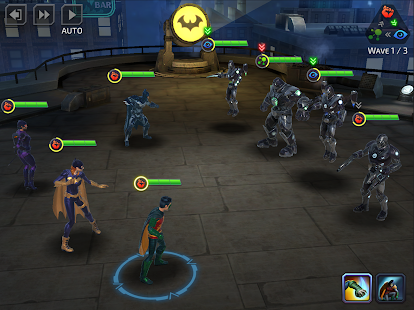 DC Legends- miniatura screenshot