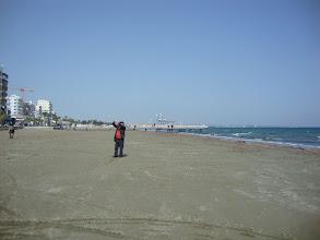 Photo: Seaside in Larnaka