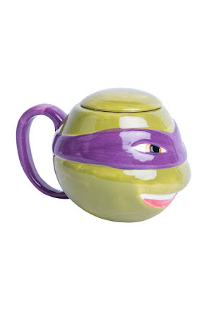Mugg turtles, Donatello