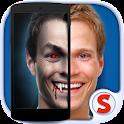 Scanner visage Vampire Monstre icon