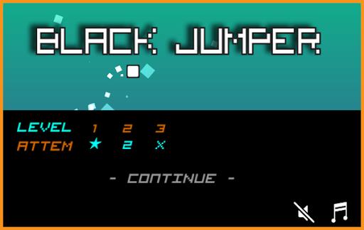 ブラックジャンパー