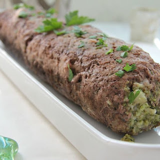 Turkey Broccoli Roulade Recipe