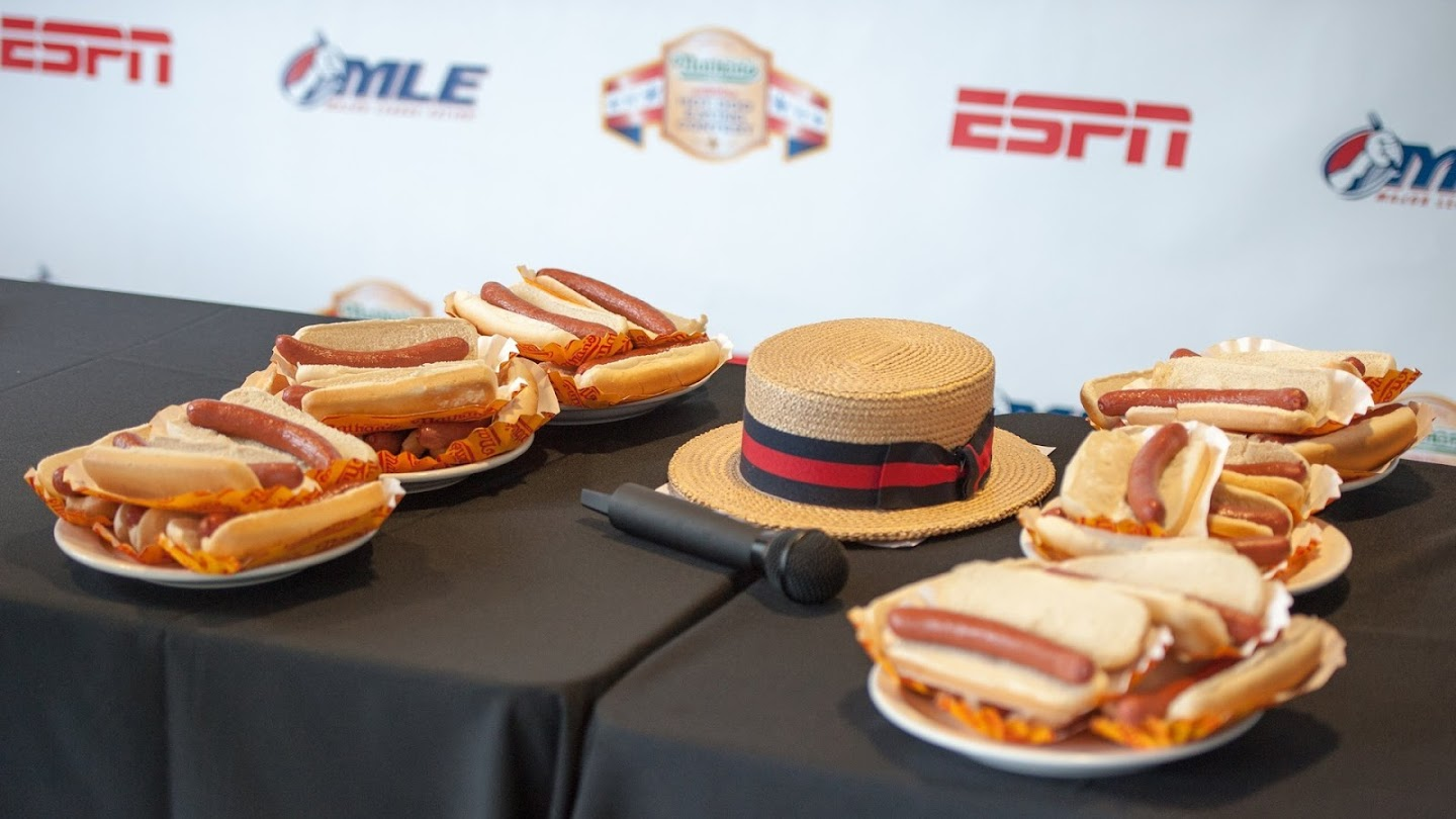 Watch 2018 Hot Dog Eating Contest live