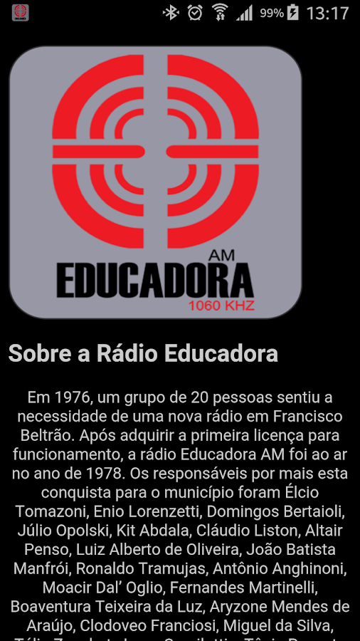 RADIO EDUCADORA AM- screenshot