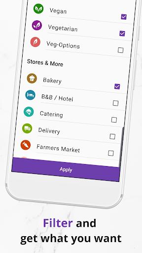 Find Vegan Restaurants & Vegetarian Food- HappyCow 62.0.26-free-v2 screenshots 6