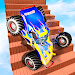 Beam Drive Car Wipeout: Monster Truck Car Crash icon