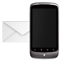 SMS to Phone icon