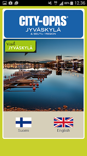 CITY-OPAS Jyväskylä seutu