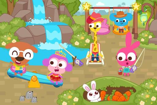 Papo World Playground apklade screenshots 2