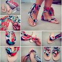 DIY Sandals icon