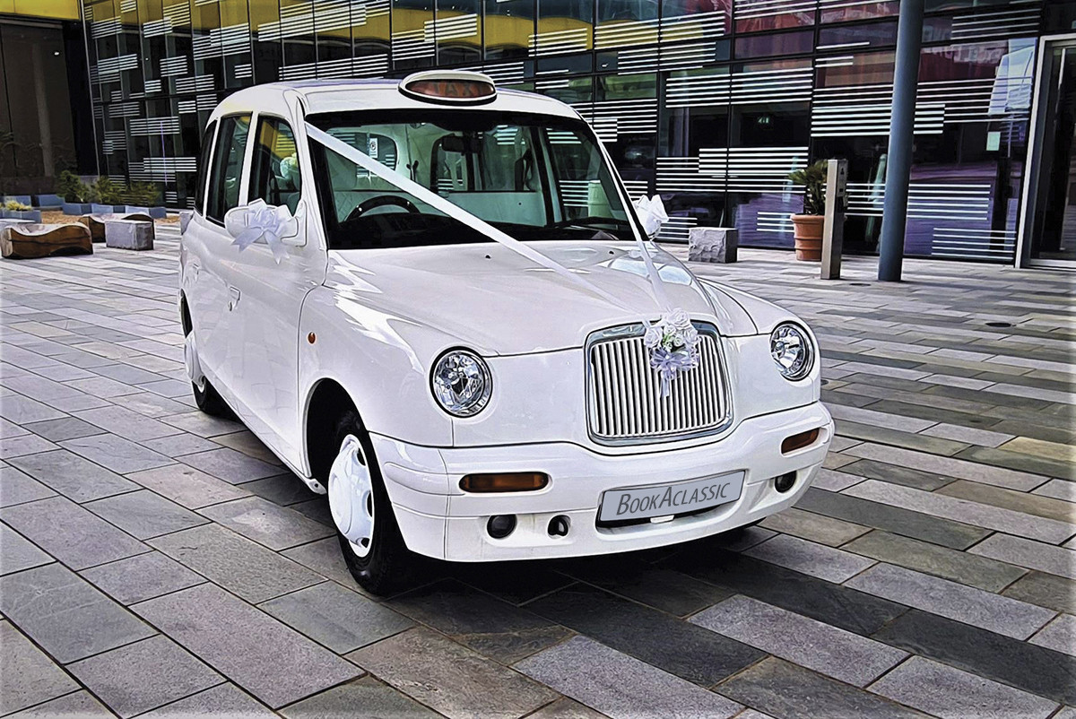 London Taxi T2 Hire London - East, East London