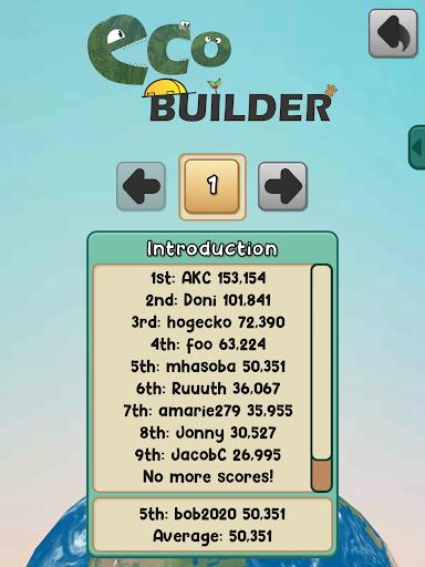 EcoBuilder android2mod screenshots 6