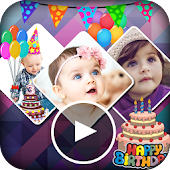 Birthday Video Maker 2017