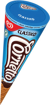 Cornetto Ice Cream Cone - Classico, 125ml
