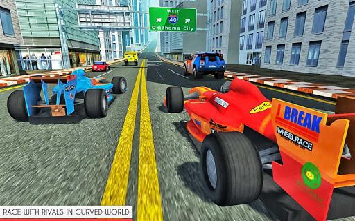 Top Speed Highway Car Racing  screenshots 12