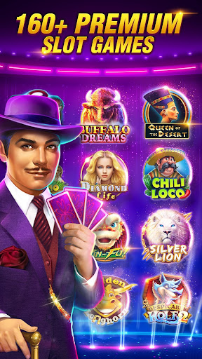 Slotomania Slots - Casino Slot Games game (apk) free download for Android/PC/Windows screenshot