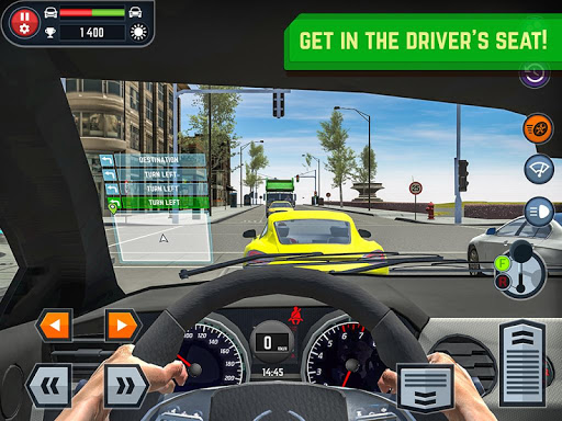 Car Driving School Simulator  screenshots 10