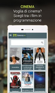Movidup: eventi,locali,cinema- screenshot thumbnail